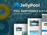 JellyPool - Pool Maintenance & Cleaning WordPress Theme (Business)