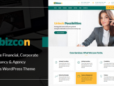 Bizcon | Multi Concept WordPress Theme (Business)