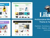 Lilac - Fashion Responsive WooCommerce WordPress Theme (WooCommerce)
