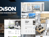 Addison - Interior Design & Decoration WordPress Theme (Portfolio)