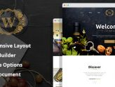 Best Wine - Wine and Winery WordPress Theme (Restaurants & Cafes)