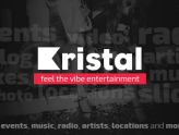 Kristal - Feel The Vibe Entertainment WordPress Theme (Music and Bands)