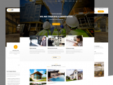 Palovit - Construction, Building Business WordPress Theme (Business)