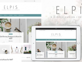 Elpis - A Simple Design For Bloggers (Personal)