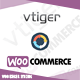 Woocommerce Vtiger Integration on Different Server (WordPress)